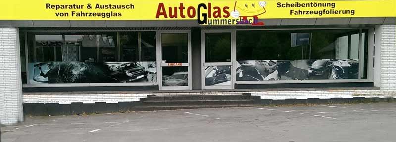 Autoglas-Front